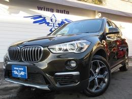 BMW X1 xドライブ 18d xライン 4WD ベージュ革 ハイライン ACC コンフォーPkg