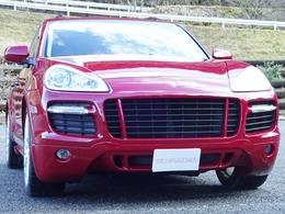 ポルシェ カイエン GTS 4WD ディーラー記録簿純正ヒッチメンバルーフR