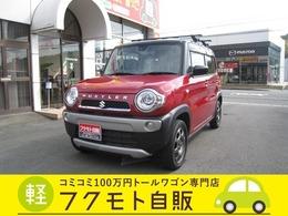 スズキ ハスラー 660 G HIDライト・純正ナビ・リアカメラ・ETC付