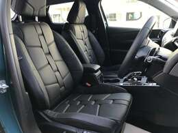 OPERA内装、電動シート、シートヒーター付き