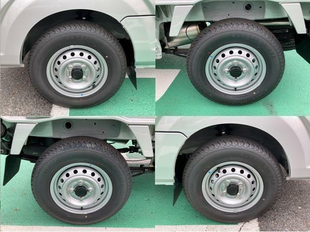 タイヤ交換の必要もしばらく無し!追加費用を抑える事が出来ます!!