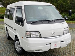 マツダ ボンゴバン 1.8 GL 低床 ハイルーフ 4WD キーレス エアコン ETC PW 4WD