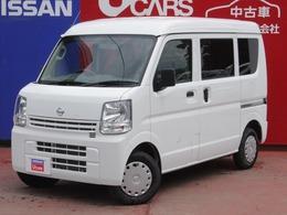 日産 NV100クリッパー 660 DX ハイルーフ 5AGS車 4WD A/M・F/Mラジオ マニュアルエアコン