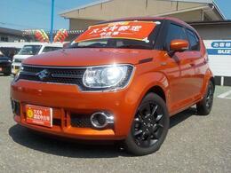 スズキ イグニス 1.2 ハイブリッド MX 4WD スマートキー シートヒーター 禁煙