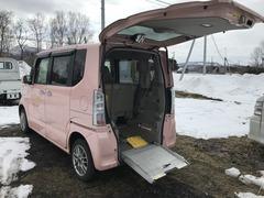 ホンダ N-BOX+ の中古車 660 G Lパッケージ 車いす仕様車 4WD 北海道深川市 23.0万円