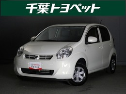 トヨタ パッソ 1.0 X クツロギ フルセグTV