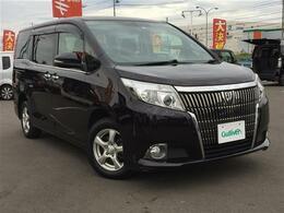 トヨタ エスクァイア 2.0 Gi 4WD ワンオーナー 革シート ナビTV 寒冷地仕様