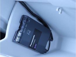 ETCもついております!ETCセットアップは納車の際にさせて頂きますので、カードを入れるだけでご使用可能になります!