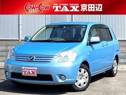 トヨタ ラウム 1.5 Gパッケージ 禁煙車・純正HDDナビ・パワスラ・HID