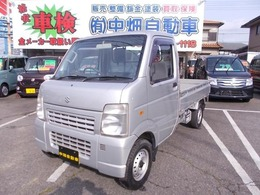 スズキ キャリイ 660 KU エアコン・パワステ 3方開 5速マニュアル