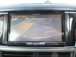 社外カロッツェリアHDDナビ付き♪ 広角のバックカメラが採用されており、駐車の不慣れな方でも安心ですね♪