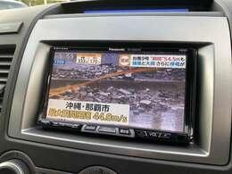 HDDナビTVバックカメラ装備で楽しくドライブできます!!渋滞も暇しません!!