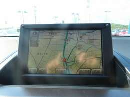 HDDナビ搭載で、初めての道や遠出でも安心です。