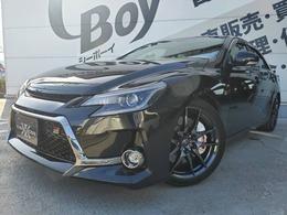 トヨタ マークX 3.5 350RDS GR スポーツ 専用AW・キャリパー・ハーフレザーシート