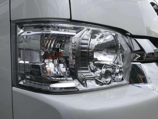 LEDヘッドランプ オートハイビーム