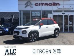 シトロエン C3エアクロスSUV シャイン 登録済未使用車 CarPlay対応 新車保証
