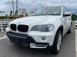 BMW X5 3.0si 4WD 純正ナビ/Bカメラ/ETC/純正AW/HID