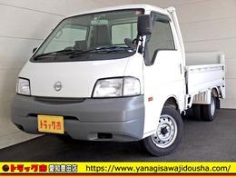 日産 バネットトラック 平ボディ DX スーパーロー パワーリフト 保証書 ガソリン AT