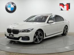 BMW 7シリーズ 740e iパフォーマンス Mスポーツ 20AW ACC 全周囲カメラ 電動ガラスSR LED