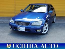 トヨタ アルテッツァ 2.0 RS200 6速MT・純正17AW・キーレス・CD