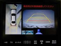 とっても便利なパノラミックビューモニター付き☆  駐車が苦手な方もこれからは安心♪ とっても見やすく、ぶつける心配も少なくなります。