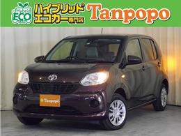 トヨタ パッソ 1.0 X Lパッケージ S 4WD レンタUP 純正SDナビ/TV SAII