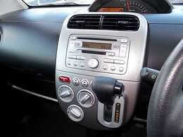 純正CDチューナー装備☆CDやMD・ラジオでドライブも飽きませんね♪お問い合わせはお気軽に0120-03-1190.sankyo8585@net.email.ne.jp☆