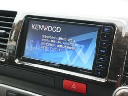 Kenwoodナビ搭載。