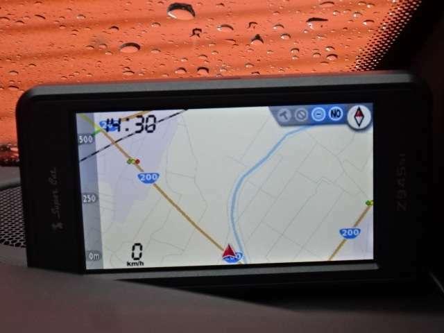 社外GPSレーダー装着済み!!快適ドライブをお楽しみください!