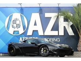 フェラーリ 458イタリア ベースグレード 新車並行LBワークス 鍛造20インチAW