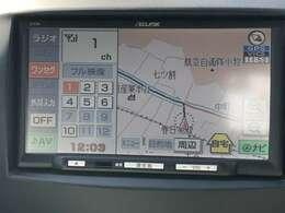 ☆地デジナビ付き☆これでドライブに不安なし☆お好きな音楽でドライブはいかがですか?(^^