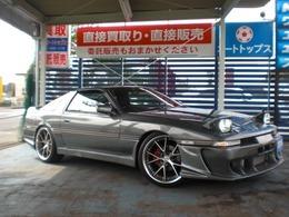 トヨタ スープラ 2.5 GTツインターボ R ワイドボディ 20AW 車庫調 マフラー 5速MT車