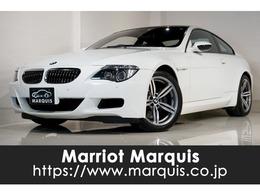 BMW M6 5.0 D車 カーボンルーフ純正ナビシートヒーター