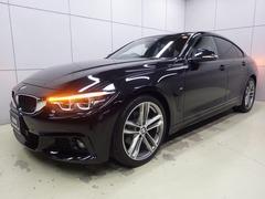 BMW 4シリーズグランクーペ の中古車 420i Mスポーツ 東京都八王子市 383.0万円