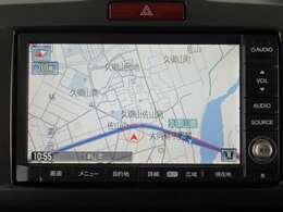 ★HDDナビゲーション装備車★ 知らない道もナビゲーションが案内します!楽しい旅行をサポートしてくれます。音楽CDをハードディスクに録音できます!
