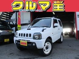 スズキ ジムニー 660 XC 4WD ・Tチェーンターボ・5速MT・ルーフレール