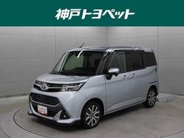 トヨタ タンク 1.0 カスタム G-T ナビ バックカメラ ETC ドラレコ LED SAII