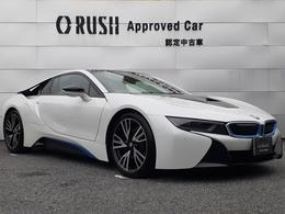 BMW i8 ベースモデル 右H 茶革 ナビTV Bカメ OP20AW