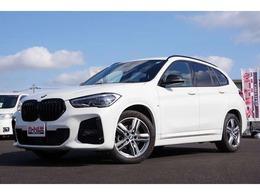 BMW X1 xドライブ 18d Mスポーツ 4WD ブラックキドニーグリル・ACC