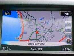 ツインディスプレイ、スマートフォンのように操れるフィンガーアクション操作など、ドライバーがより快適に操作できる機能性を提供するNissanConnect ナビゲーションシステム☆