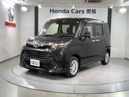 トヨタ タンク 1.0 G コージー エディション 4WD 純正メモリーナビ LED ETC
