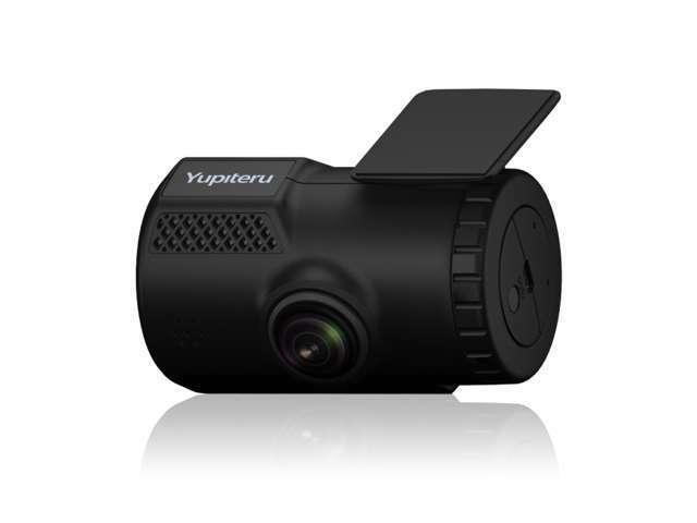 Aプラン画像:ユピテルの360度録画のドライブレコーダーです。