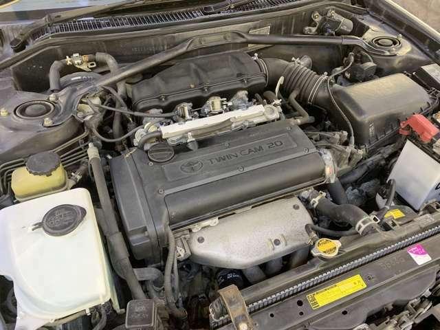 4A-G 20Vエンジン