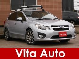 スバル インプレッサスポーツ 2.0 i アイサイト 4WD メモリナビ Rカメラ HID クルコン 社外AW