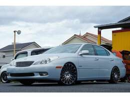 XYZフルタップ車高調 LEXANI CSS16-20インチアルミ 225-30タイヤ フロントバンパーナンバー穴スムージング USサイドマーカー VIPERセキュリティー