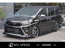 トヨタ ヴォクシー 2.0 ZS 煌II ZEUS新車エアロカスタム 革調シート