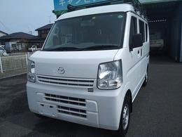 マツダ スクラム 660 PC ハイルーフ 5AGS車 4WD