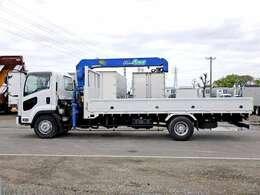 車両総重量7995kg 最大積載量2750kg