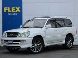 トヨタ ランドクルーザーシグナス 4.7 4WD フルエアロ 22インチAW