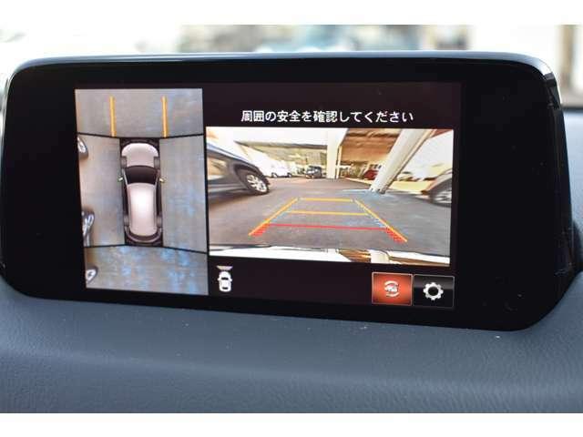 360度ビューモニター付き純正SDナビ フルセグ/DVD/USB/BTオーディオ